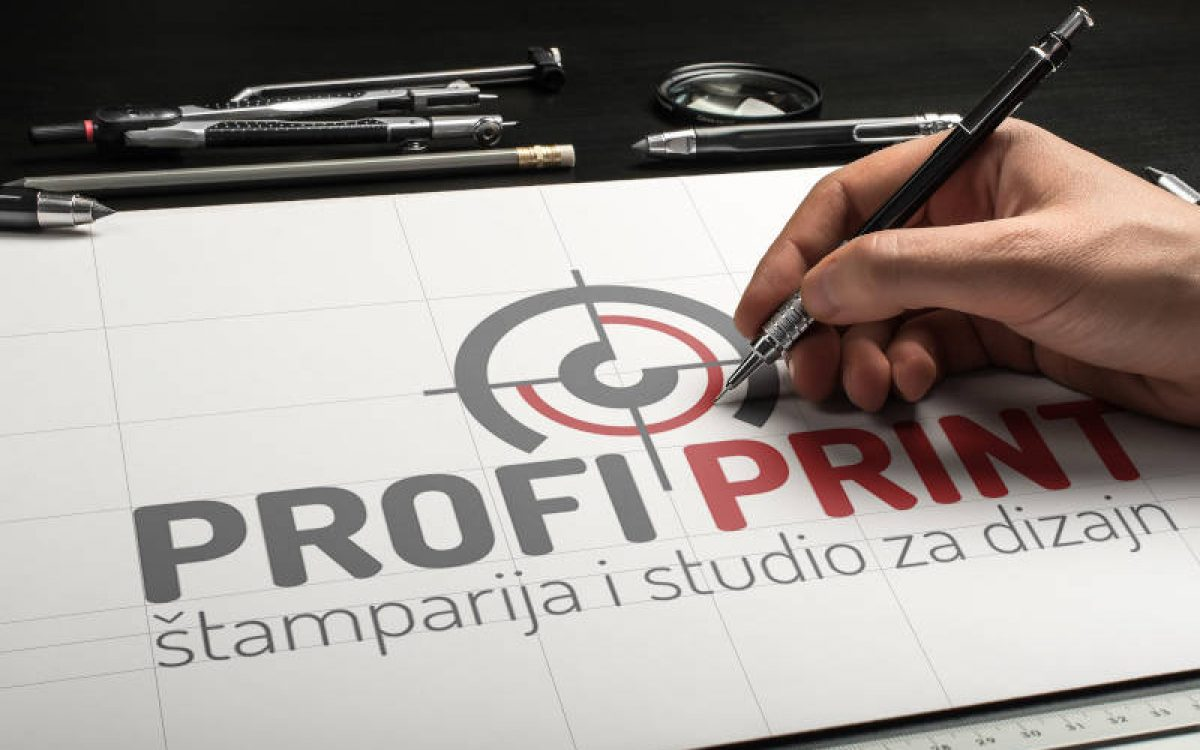 slika stvaranje logotipa Profi Print-small
